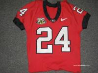 buy popular 67f29 b24c9 Authentic Football Game Worn Jerseys Available In Online ...
