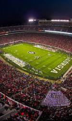 Bulldog Bash Between the Hedges at Sanford Stadium on Sept. 9