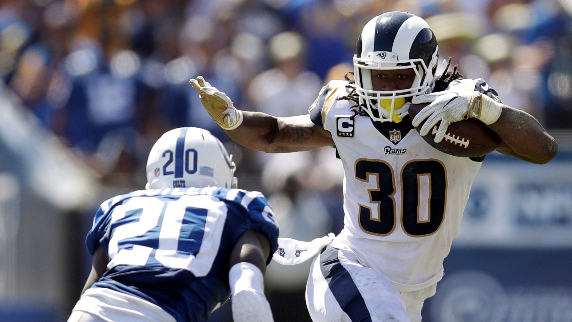san francisco 75957 c8c0a Former Bulldogs Geno Atkins, Todd Gurley Selected For 2019 ...