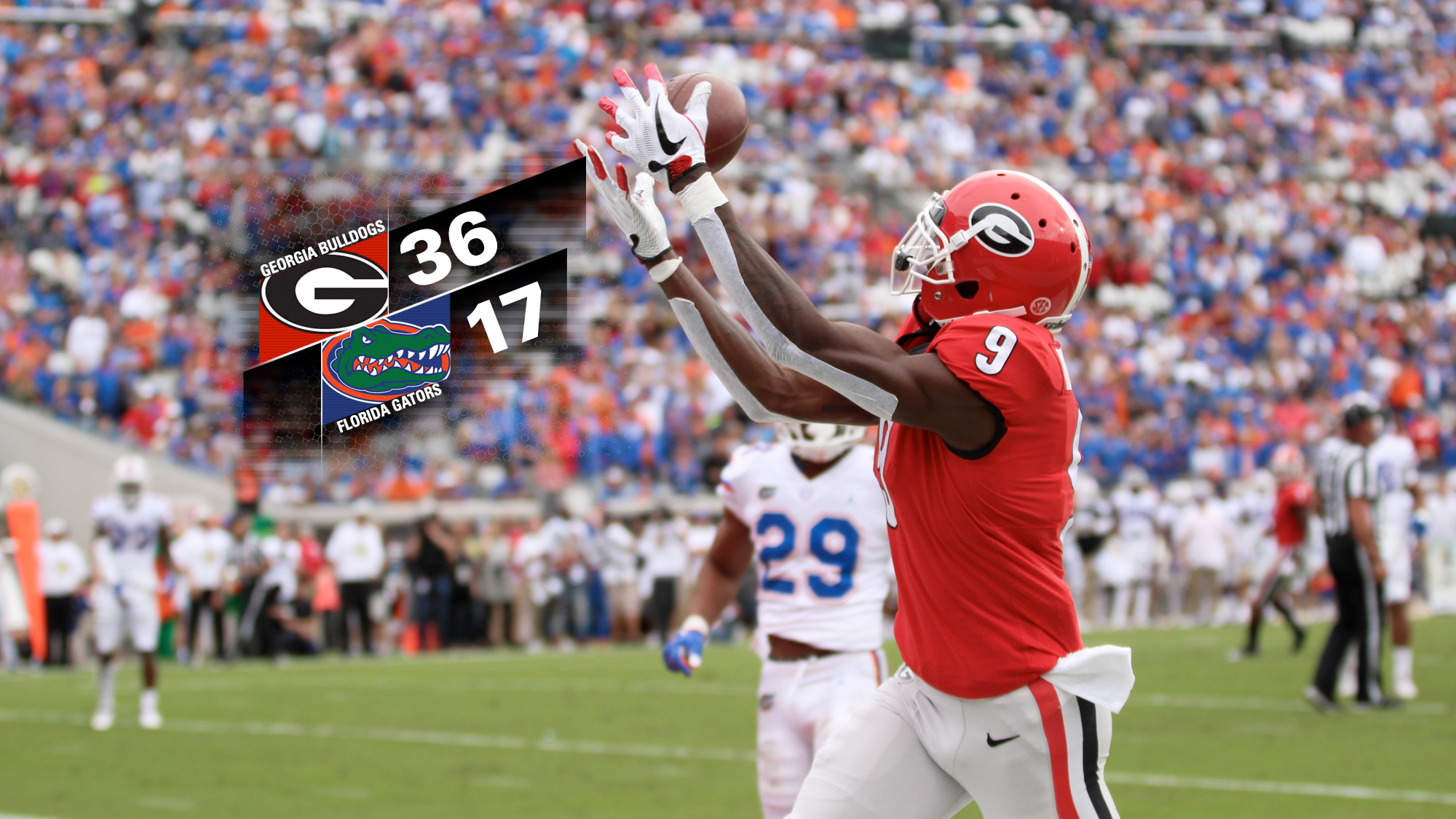 bc4461985 Bulldogs Claim Jacksonville Contest With 36-17 Victory - University ...