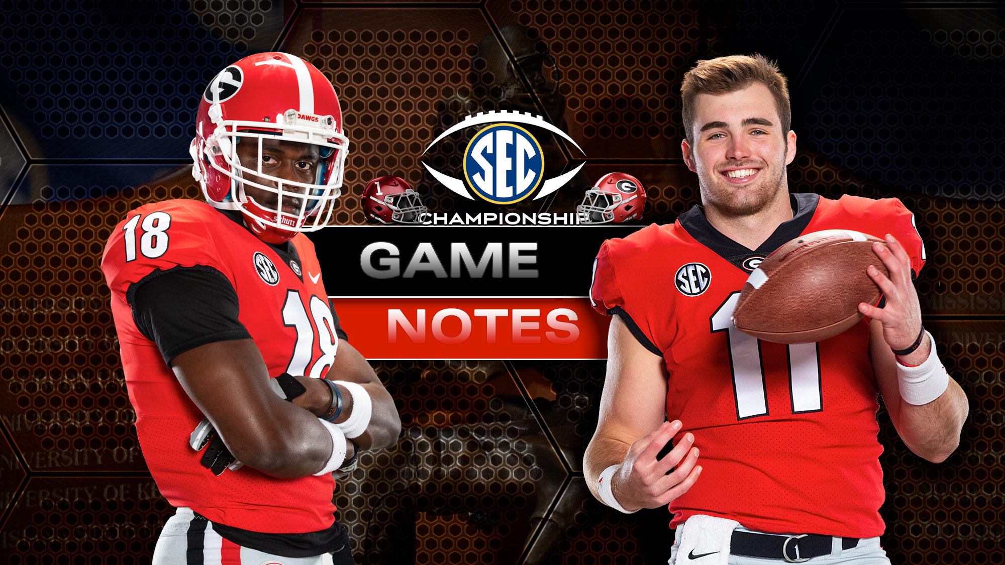 4a753948895 Notes  Dawgs and Tide to Decide SEC Championship - University of ...