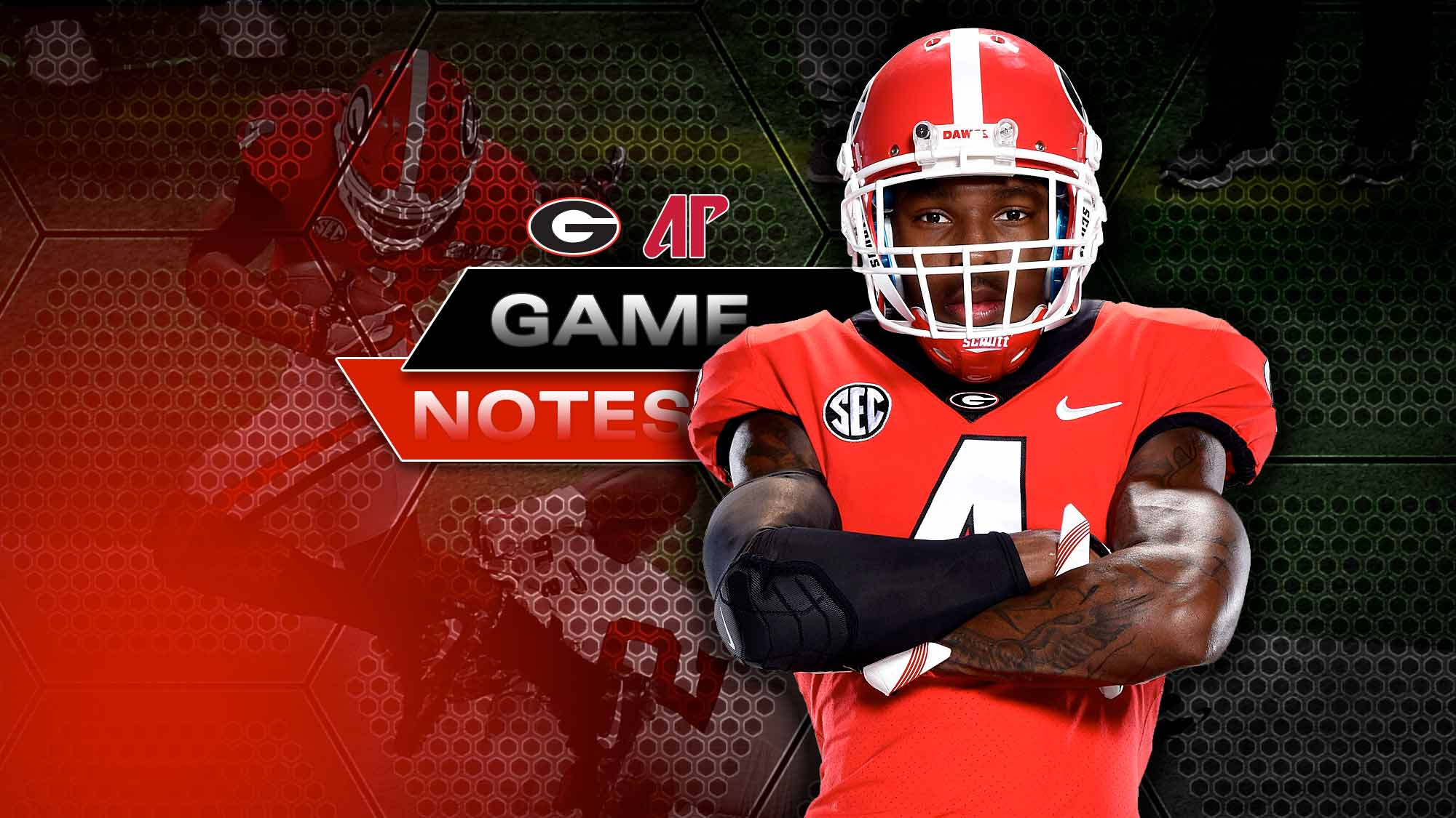 84bcb809a Game Notes  Georgia Opens Season Against Austin Peay - University of ...