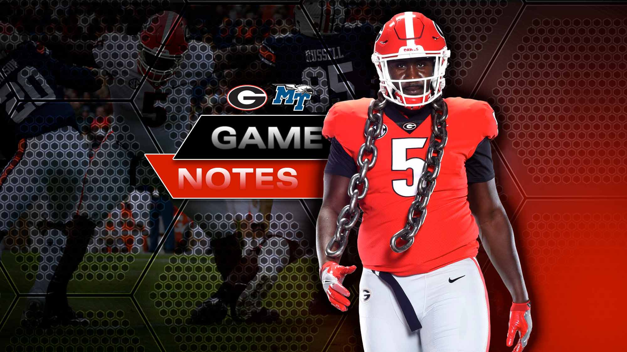 4976435d6 Game Notes  Bulldogs Return Home To Face MTSU - University of ...