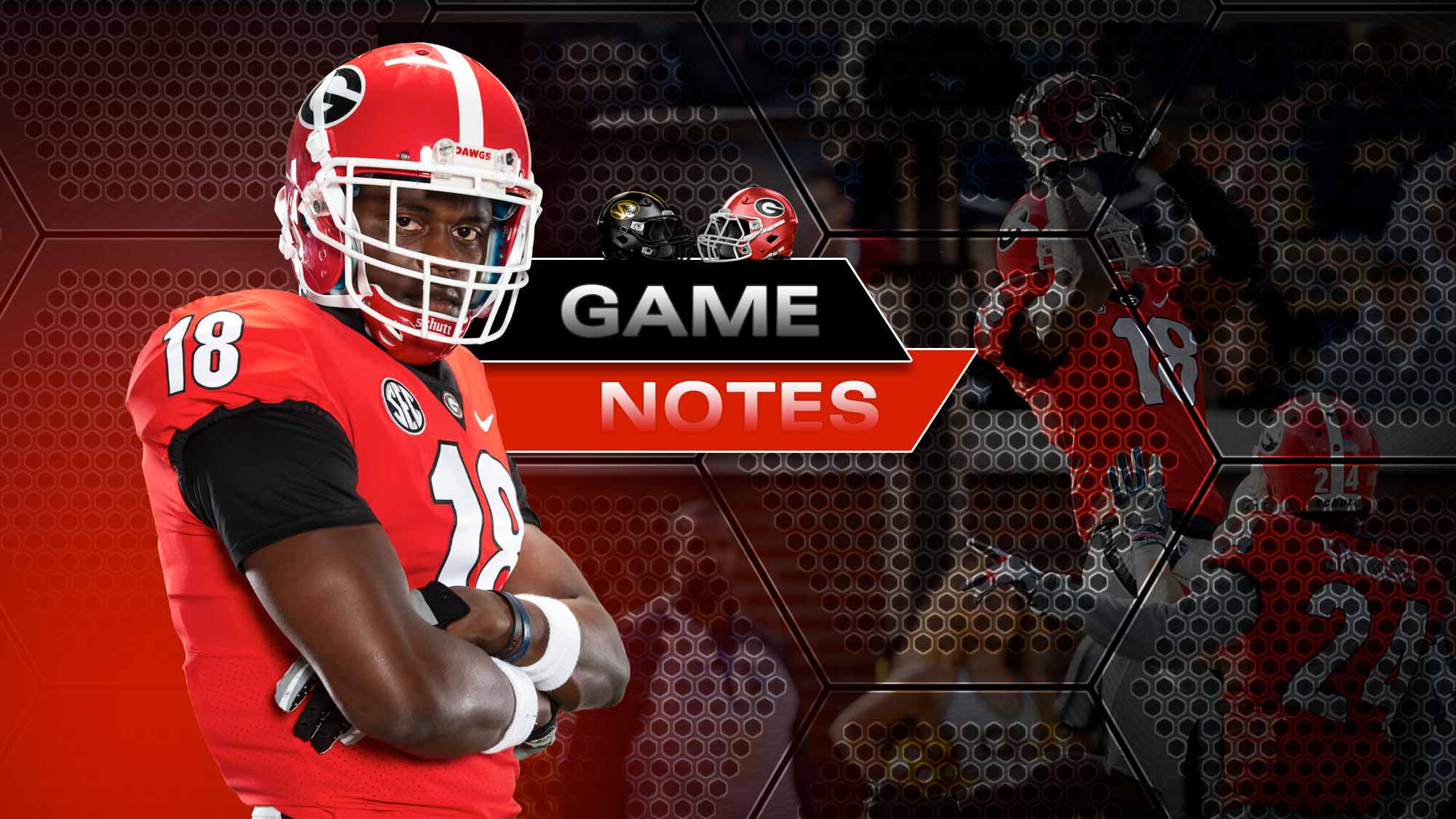 Game Notes  Georgia Takes on Missouri On The Road - University of ... 9a98c2c18