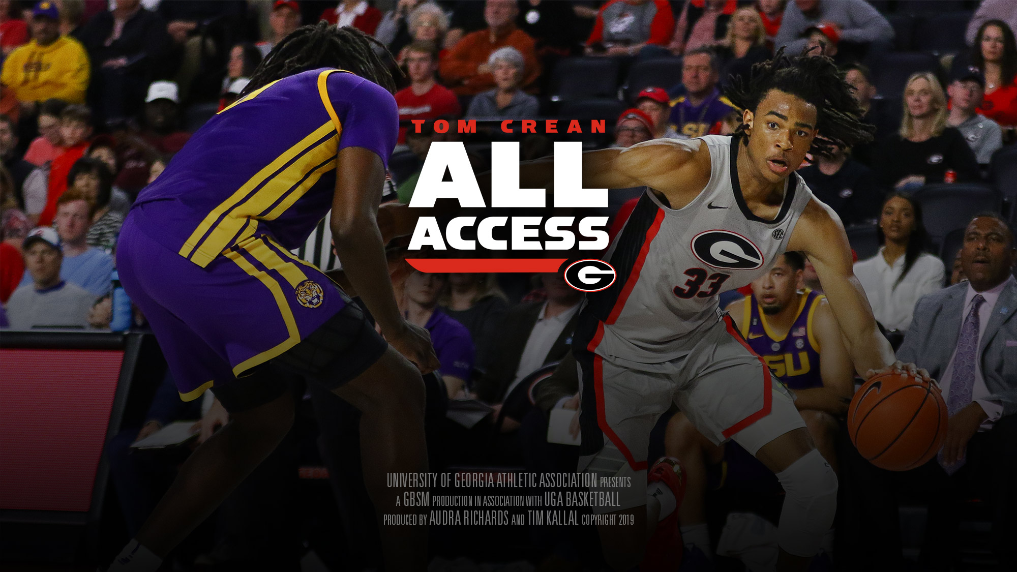 Tom Crean - All Access: Episode 10 - University of Georgia Athletics
