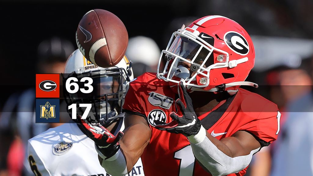 Georgia Bulldogs - University of Georgia Athletics