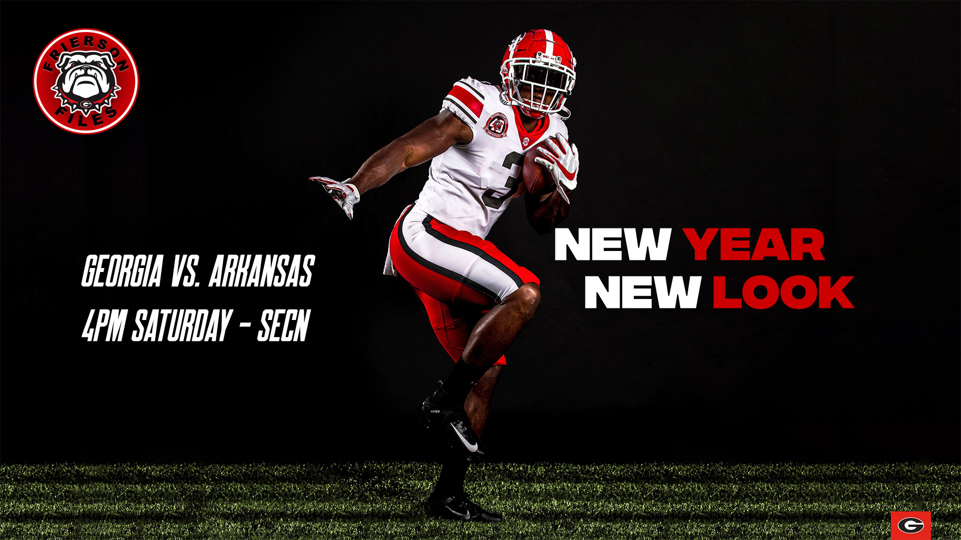 A New Year A New Look University Of Georgia Athletics